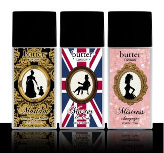 Butter London Lotion Set