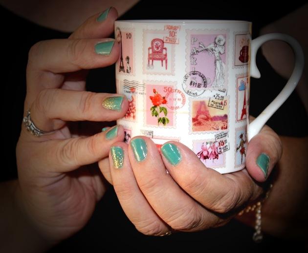 Traveling Teacup