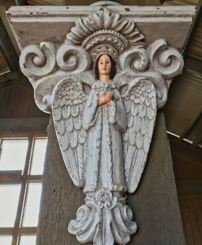 Old Tucson angel2