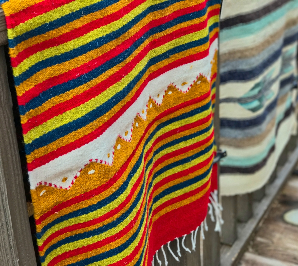 Old Tucson blanket2