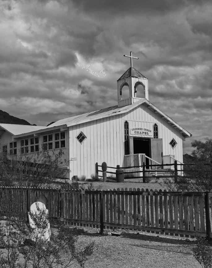 Old Tucson chapel2