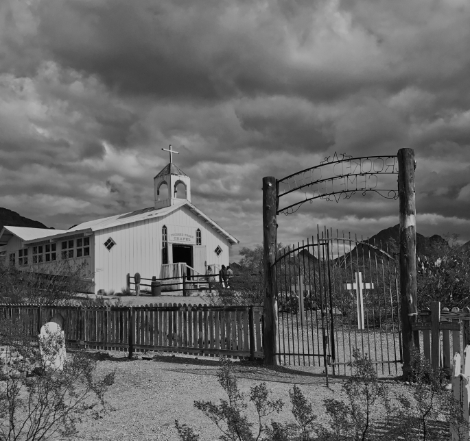 Old Tucson chapel4