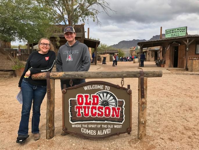 Old Tucson J&A