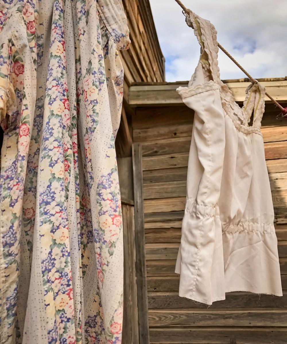 Old Tucson laundry