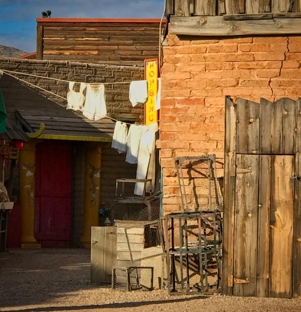 Old Tucson laundry1