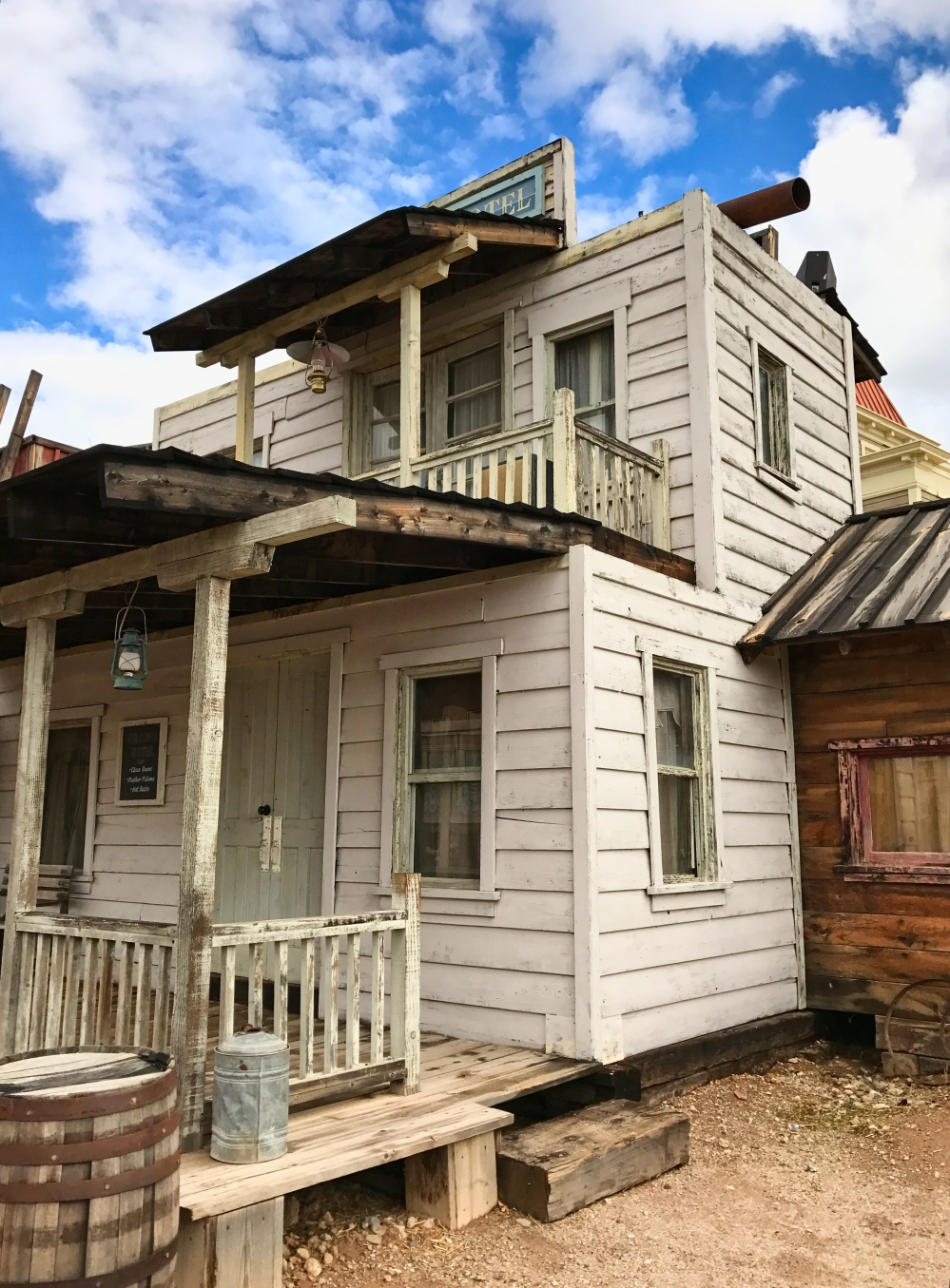 Old Tucson old bldg